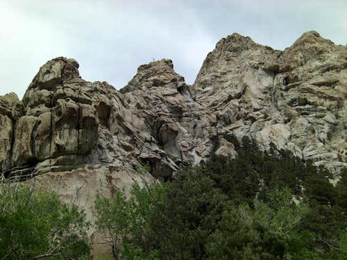 Granite Creek Rushmore