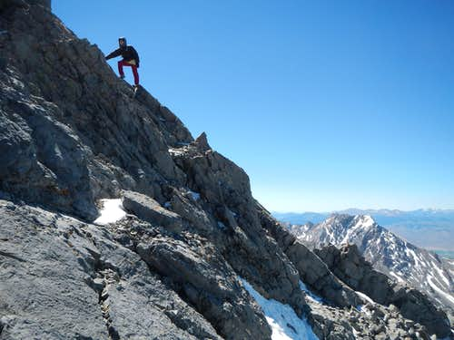 Borah Summit Scramble