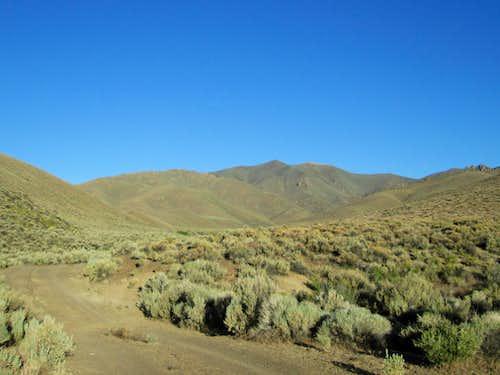 Pah-Rum Peak (NV)