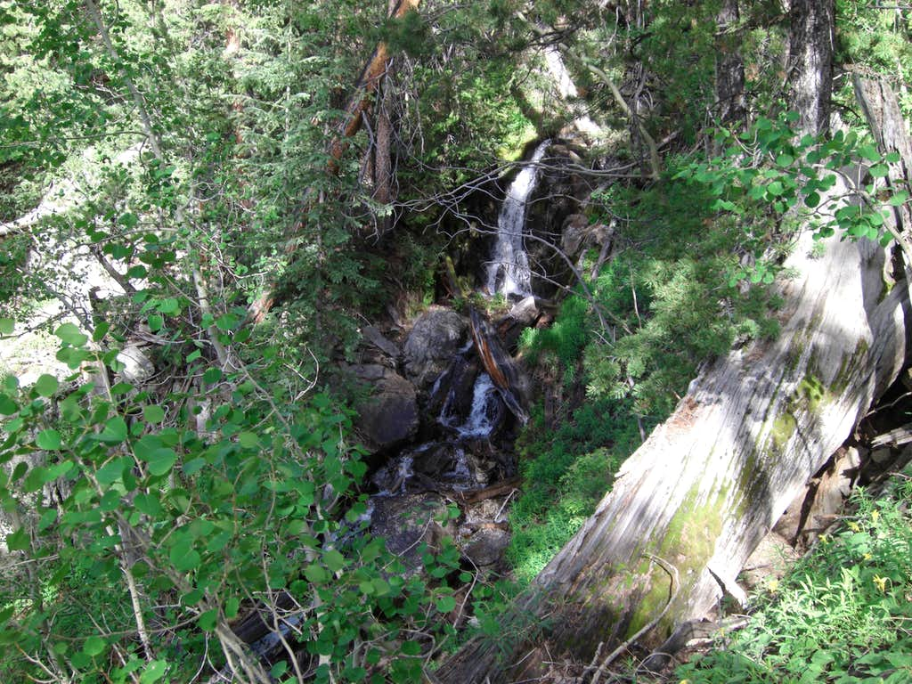 Ibapah Waterfall 1