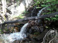 Ibapah Waterfall Crossing