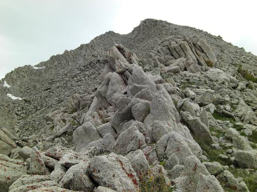 Ibapah Summit Cone