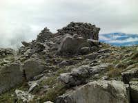 Ibapah Summit Cairn
