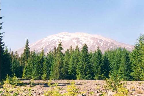 Mount Saint Helens from the...