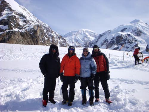 Denali's West Buttress 2014