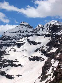 The Maroon Bells from...