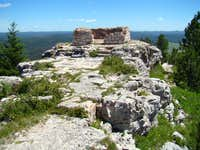 Flag Mountain Ruins