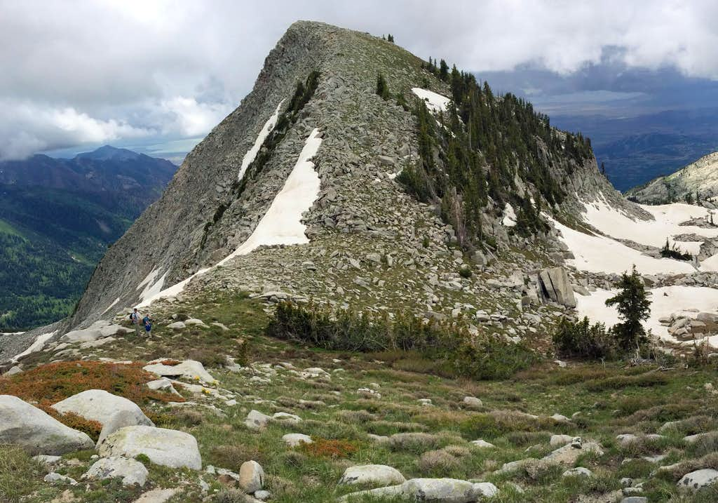 Chipman Peak