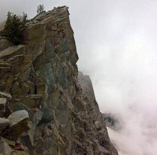 Lightning Ridge spire