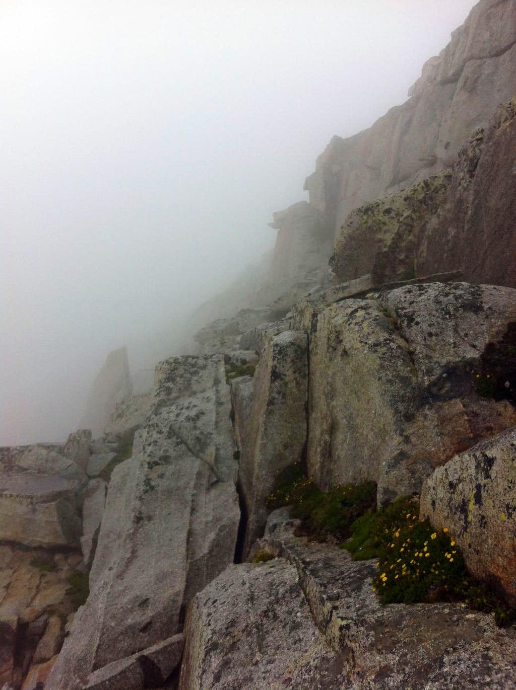 Lightning Ridge ledges