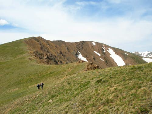 Mount Machebeuf