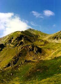 Mt Djeravica (2656 m) is an...
