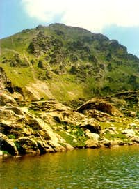 Many lakes are in Djeravicas...