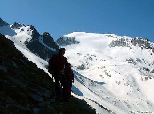 Cima Calotta Northern Face