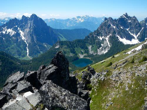 Townsend Summit View