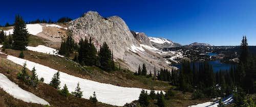 Snowy Range in July