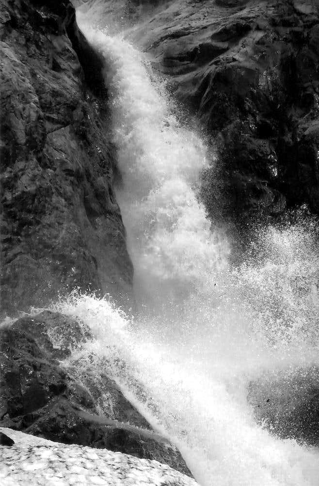 Nearly Seven ... Lex Blanche Waterfall Summer 2013