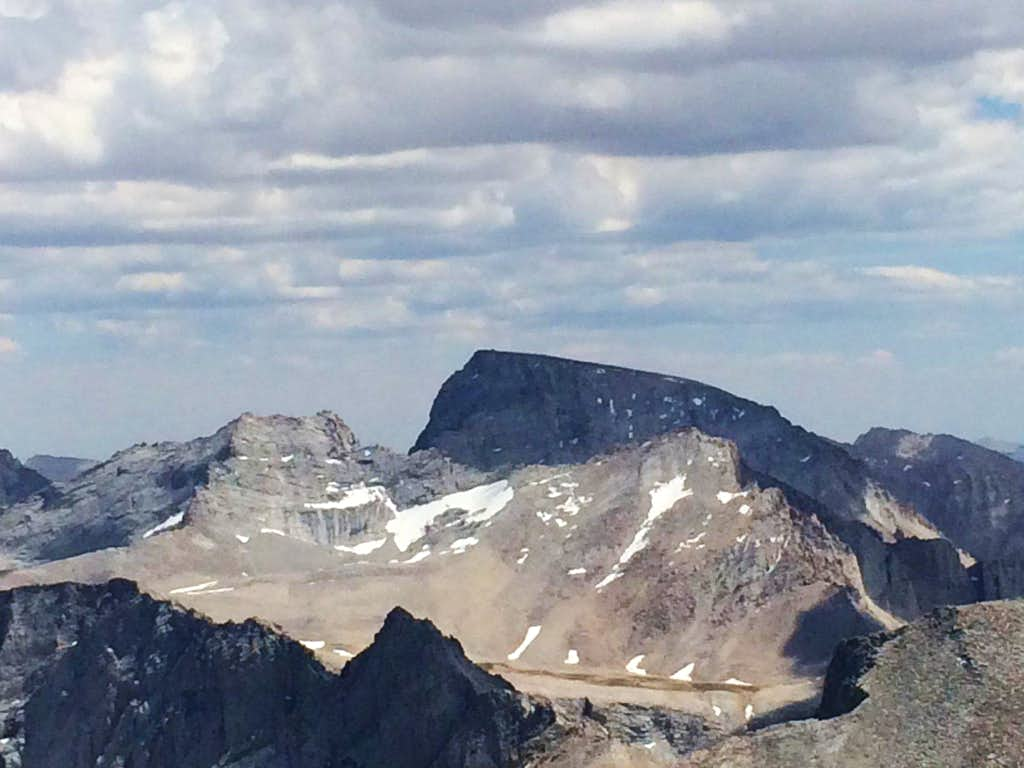 view of Whitney, Russell and Morgenson from Willy