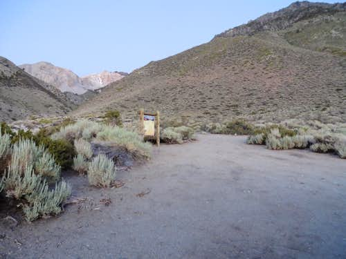 Red Lake South Trailhead