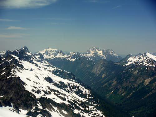 More stunning mountain