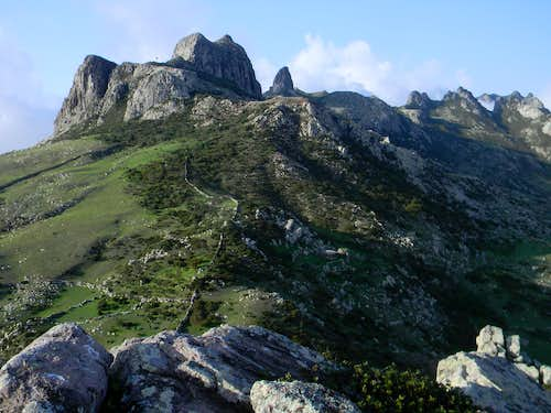 Haghier Mountains