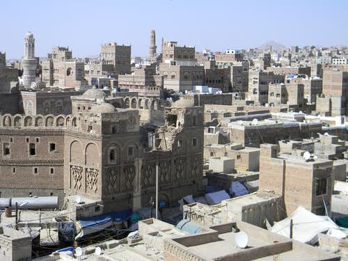Old City of Sana a