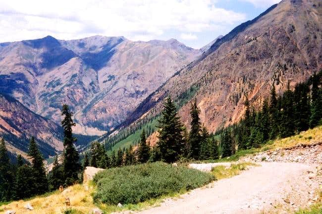 July 8, 2002 Tower Mountain...