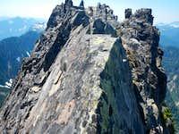 Mountain Straddle