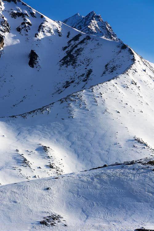 Peak 8514, Nutzotin Mountains