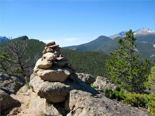 Gianttrack Summit Cairn