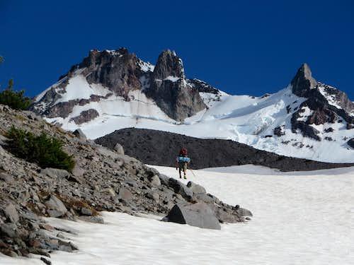 Jefferson glacier