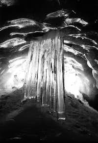 7 Authors in B&W (By Camillo) Ice stalactites 2014