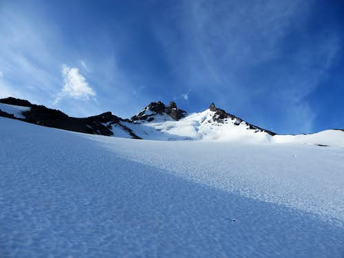 On the Jefferson Glacier
