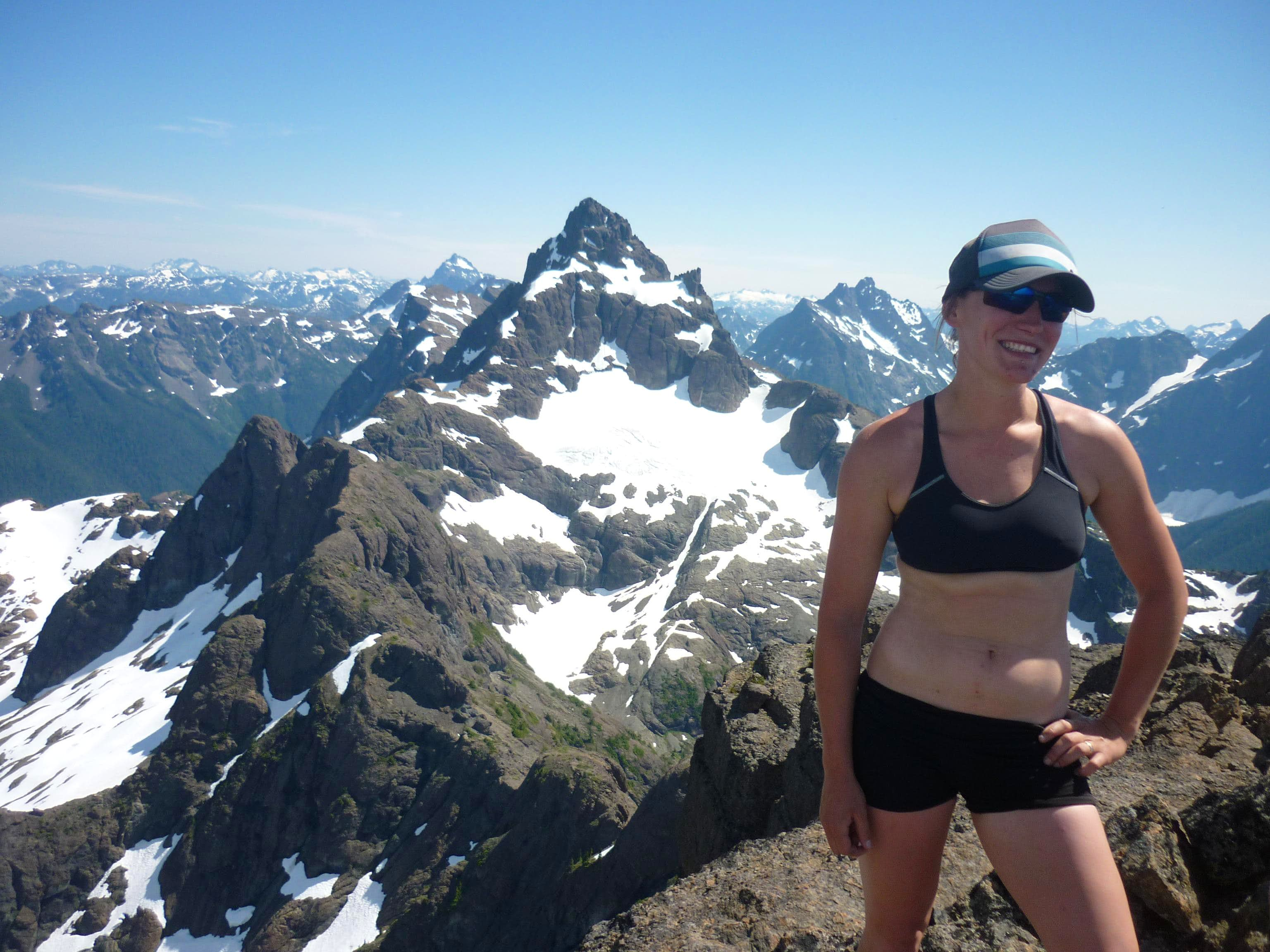 Kings Peak, Strathcona Park 2014