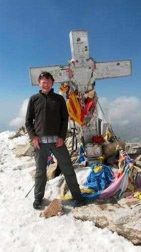 Pico de Aneto Summit