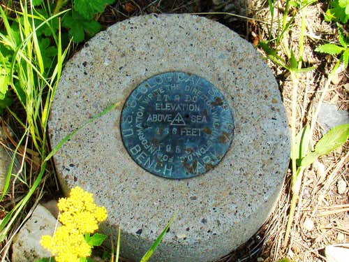 Bear Mountain Geodetic