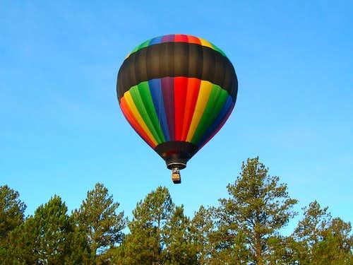 Black Hills Hot Air Balloon