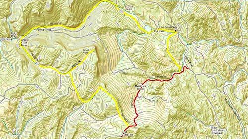 Bear Mountain Trails