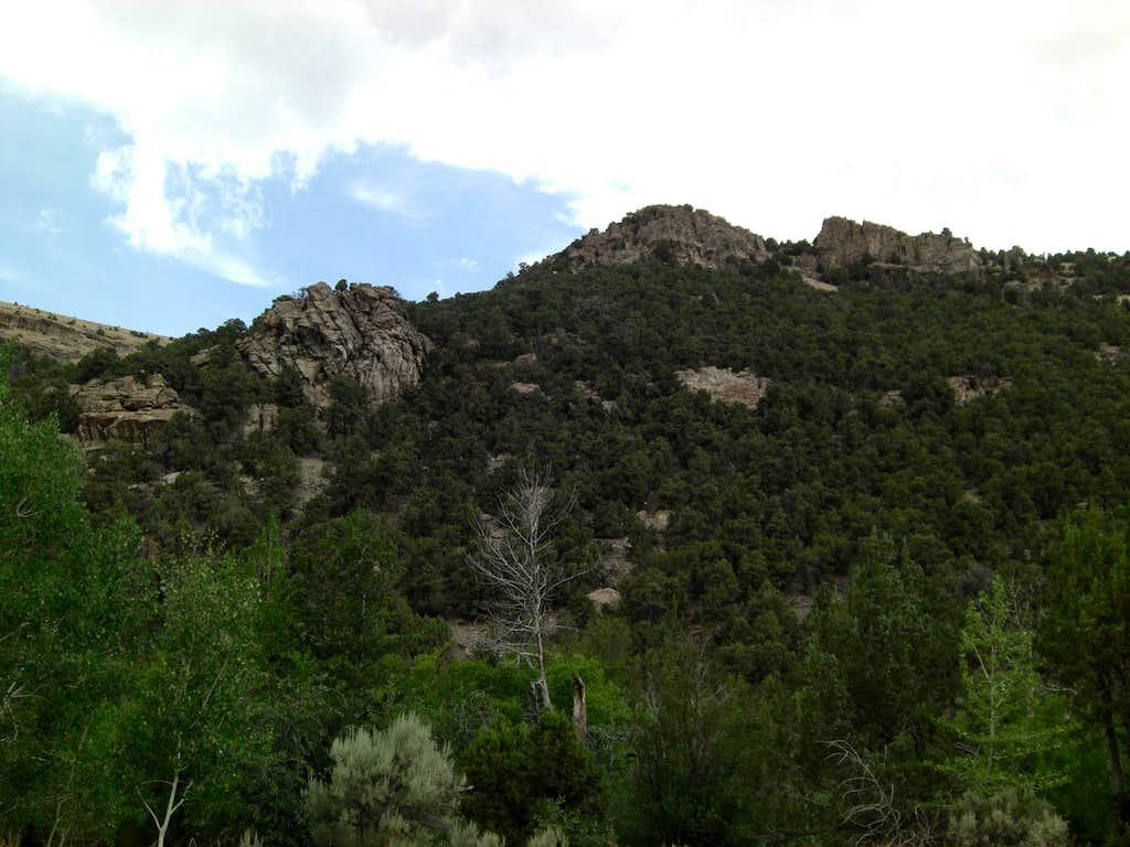Clear Creek Campground Granite