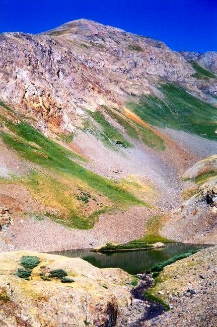 July 9, 2002 Macomber Peak...