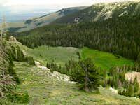 Bull Mountain Trail Delta Marsh