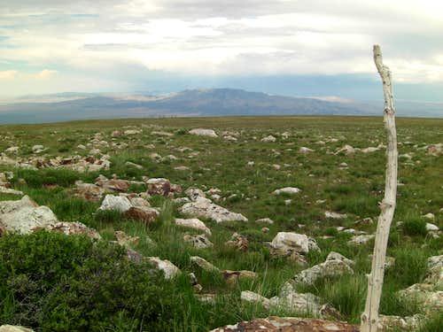 Bull Mountain Highpoint North