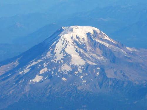 Mt Adams. The South Spur and...
