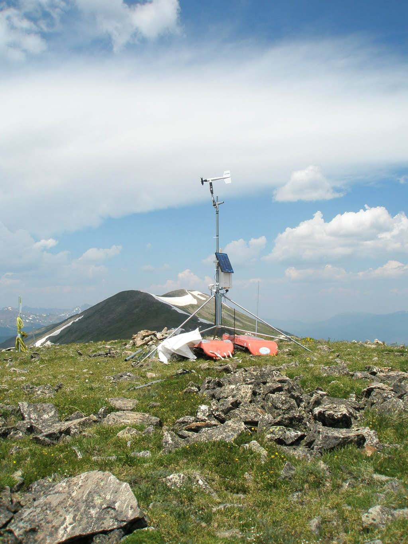 Peak 6 Weather Station