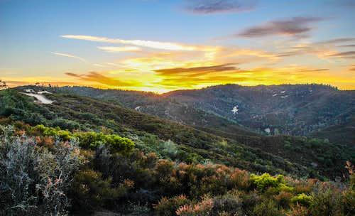 High Valley Ridge