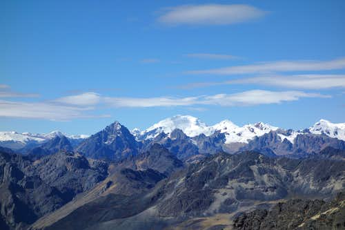 Ayacachi Range