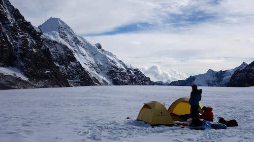 Hourglass Glacier