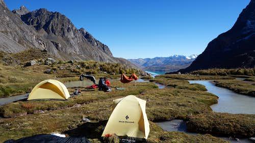 Vilcanota Camp