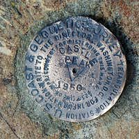 Castle Peak Geodetic