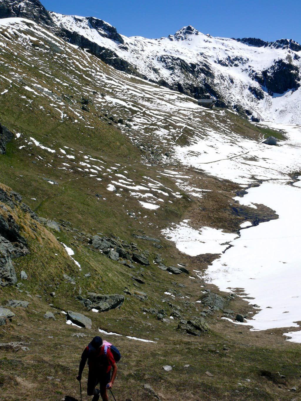 Estoul  Palasinaz To Summits & Valfredda Lakes 2007